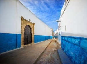 A Road in Rabat-XL