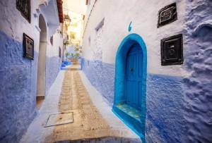 Blue Alley-XL