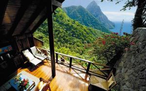 Ladera-Resort-view